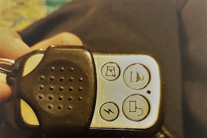 Penyakit Motor Smart Key atau Keyless (Motor Tanpa Kunci)