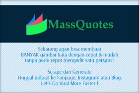 Mass Quotes