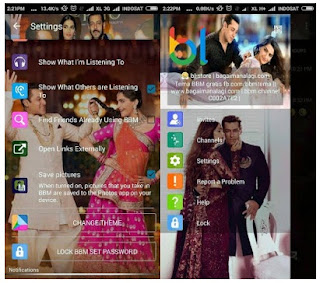Download BBM Mod Salman Khan 2016