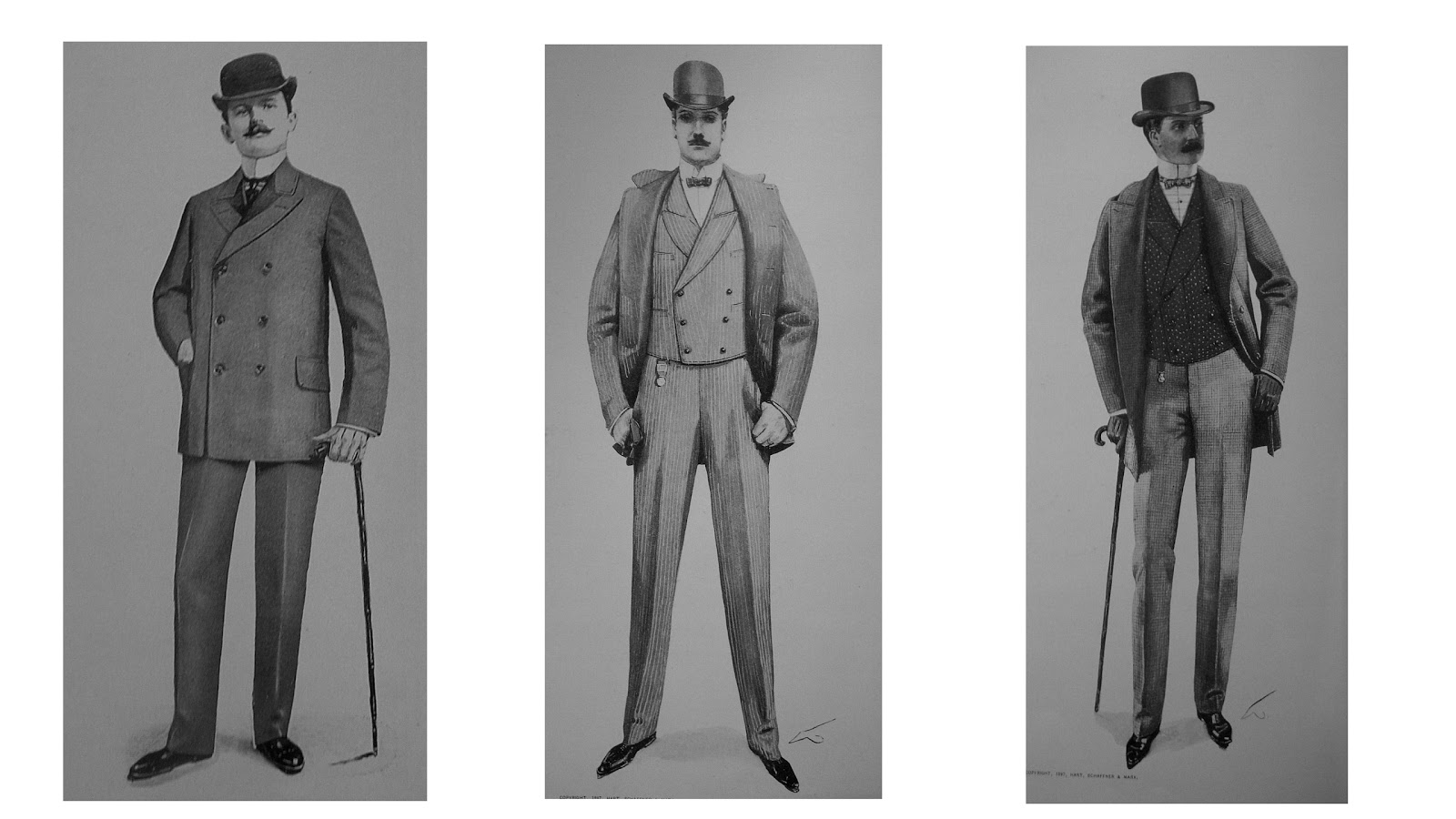 late victorian fashion men - photo #41
