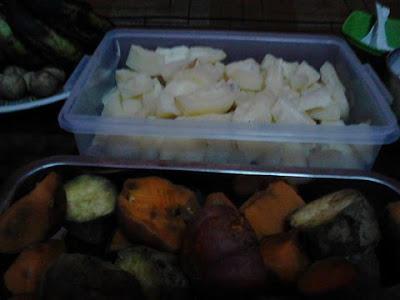 Makanan Alami, Singkong dan Ubi