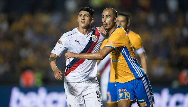 Tigres vs Chivas en vivo Final Clausura 2017