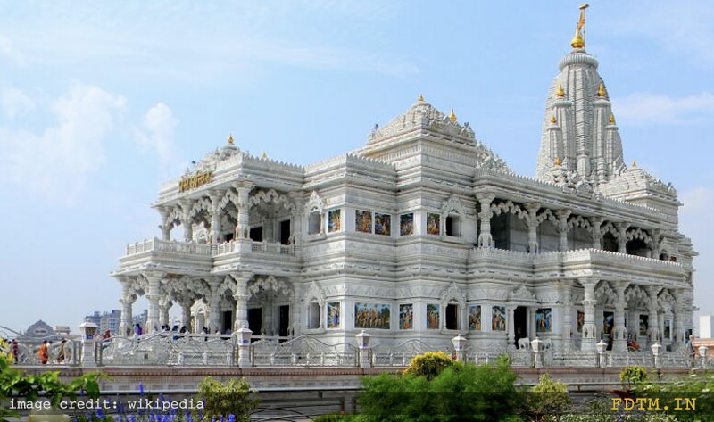 Prem Mandir, Vrindavan: Know The Religious Belief and Significance