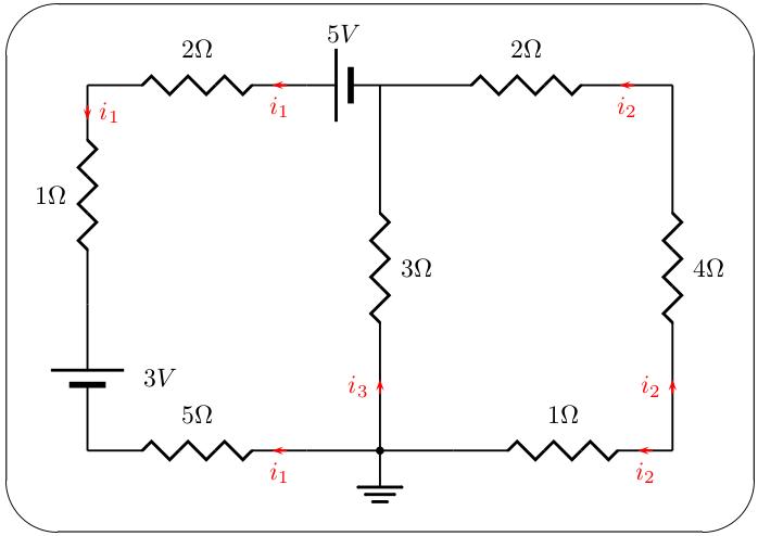 airam u0026 39 s  ejemplo de c u00f3mo dibujar un circuito el u00e9ctrico en latex