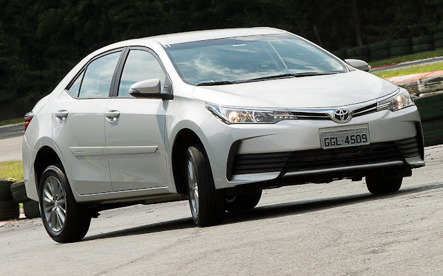 Lista de marcas e veículos mais vendidos - Julho de 2017