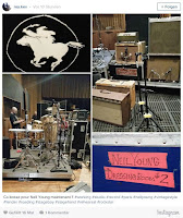 Neil Young Studios Ferber, Paris