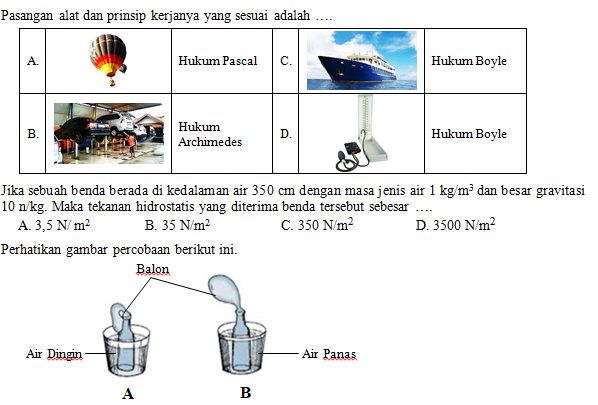 Soal Dan Kunci Jawaban Pat Ips Smp Kelas 8 Kurikulum 2013 Tahun