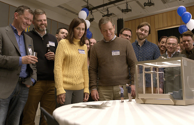 WATCH: If You Thought Tiny Houses Were Extreme, You Should See What DOWNSIZING is About in First Trailer