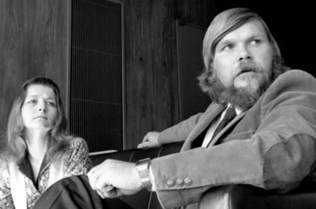 George và Kathy Lutz