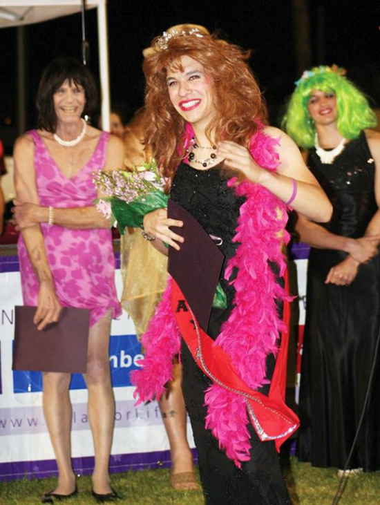 womanless beauty pageant