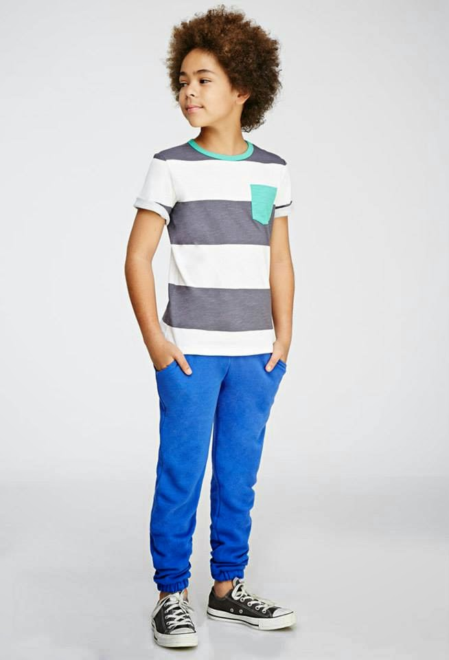 Forever 21 introduces apparel for boys