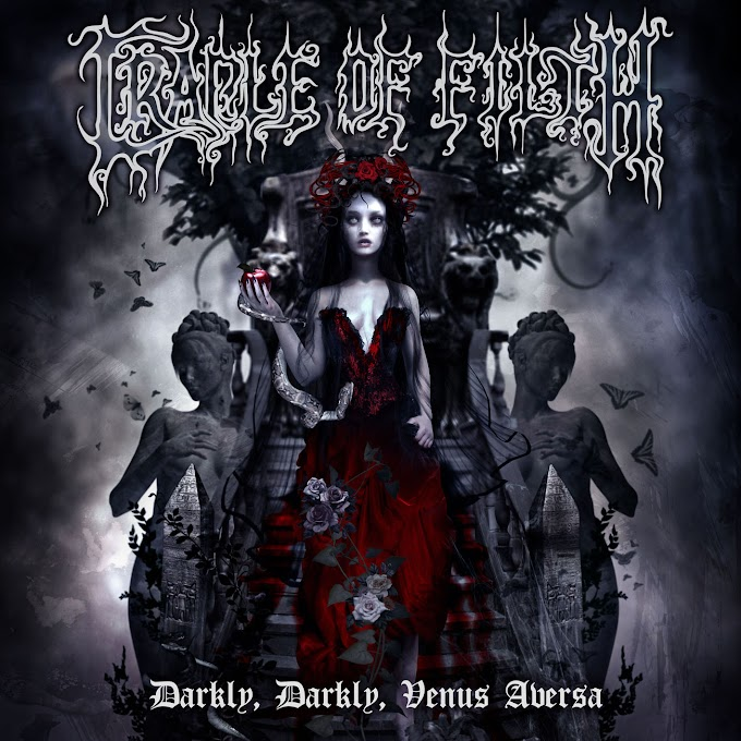 CRADLE OF FILTH - DARKLY, DARKLY, VENUS AVERSA (2010)