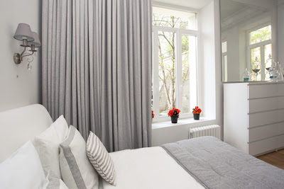 Make Your Home Graceful With Curtains