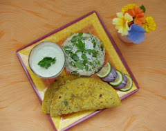 Summer Herb Garden inspired Meal