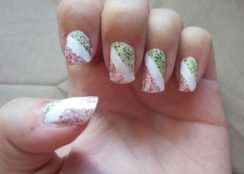 Glitter Patchwork