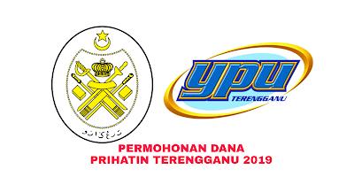Permohonan Dana Prihatin Terengganu 2019 Online (D-Hati)