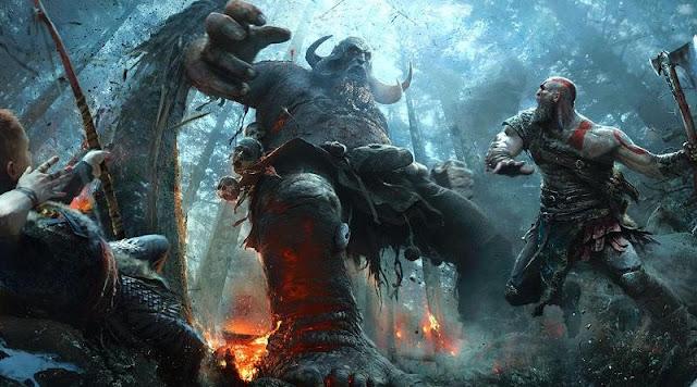 معلومات لازم تعرفها عن لعبة God of War و المزيد من الصور الجديدة