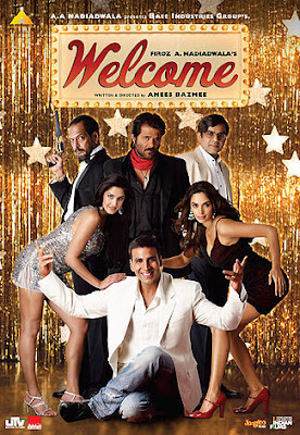 Welcome 2007 Hindi 480p DVDRip 450mb