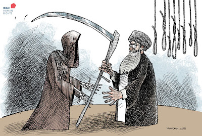 """There have been over 2,000 executions in Iran in the two years Rouhani has been in office."""