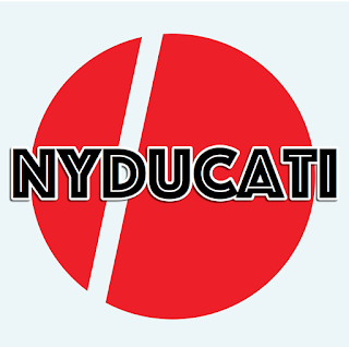 Tigh Loughhead writes about riding Ducati motorcycles through New York City