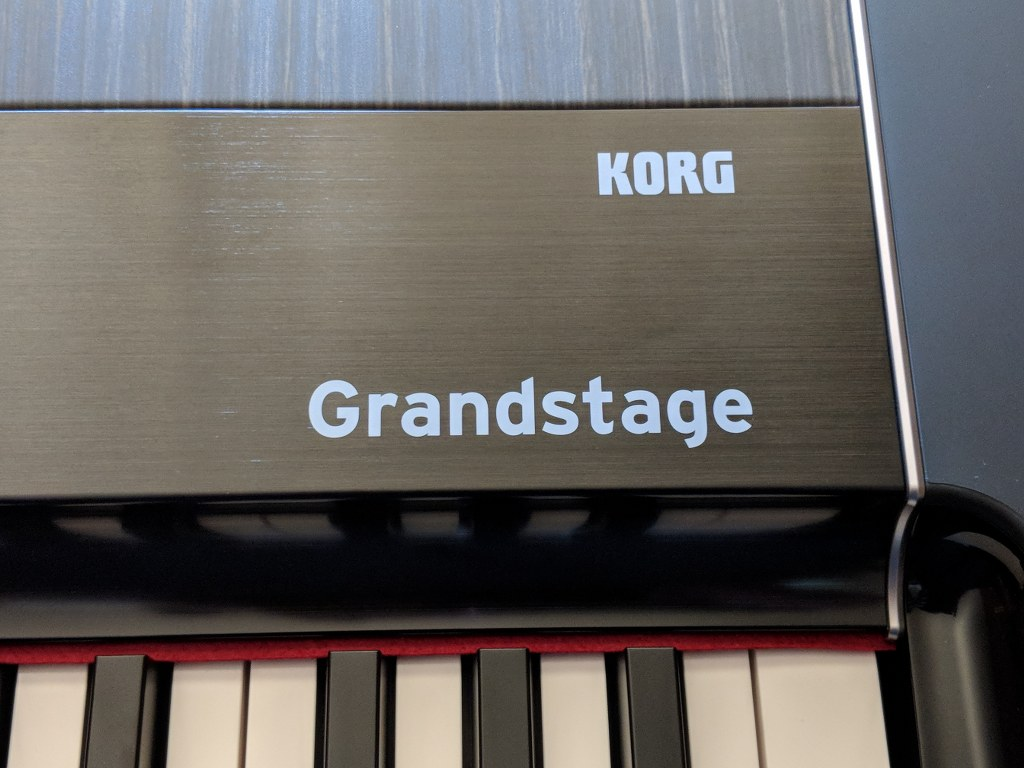 AZ PIANO REVIEWS: REVIEW - Korg Grandstage Digital Piano