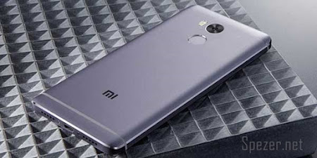 Desain Xiaomi Redmi 4