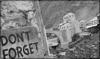Mostar köprüsü-Dont forget!
