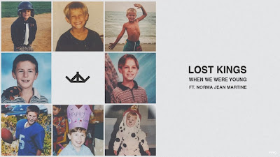 Lost Kings - When We Were Young ft. Norma Jean Martine (#Official #Audio #Video)