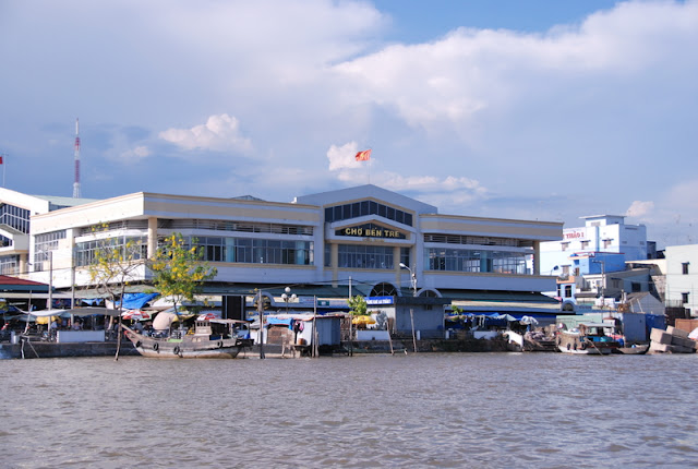 Ben Tre, Delta du Mékong - Photo An Bui