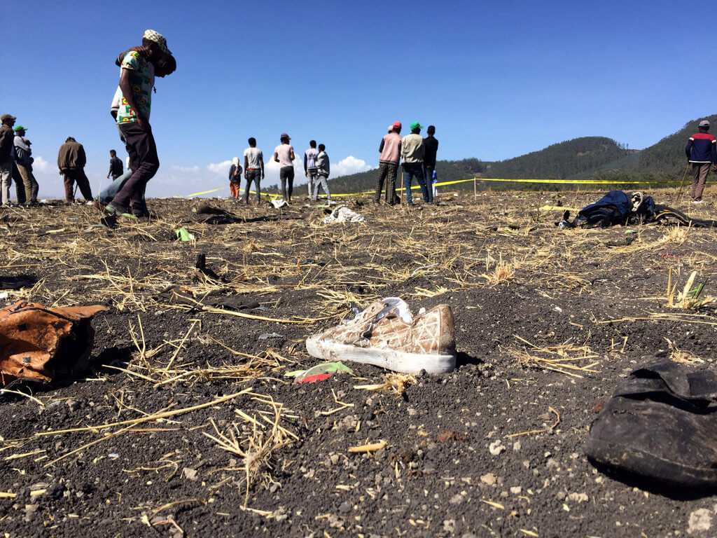 Ethiopian Airlines Crash Kills at Least 150; 2nd Brand-New Boeing to Go Down in Months