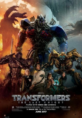 Trailer Film Transformers: The Last Knight 2017