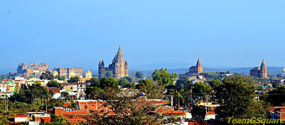 Orchha - The Land of Palaces and Temples