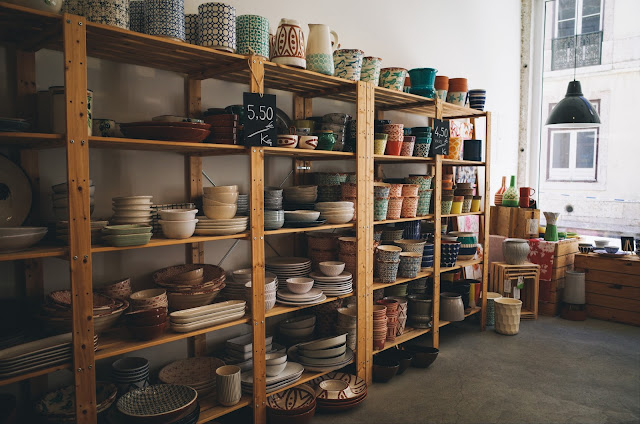 セラミカ・ナ・リーニャ(Cerâmicas na Linha)