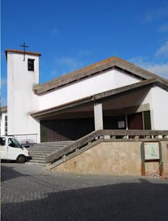 CHURCH / Igreja Paroquial de Póvoa e Meadas, Castelo de Vide, Portugal