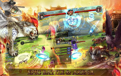 Clash of Assassins The Empire Mod Apk v1.5.1 Terbaru Android