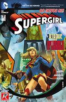 Os Novos 52! Supergirl #7