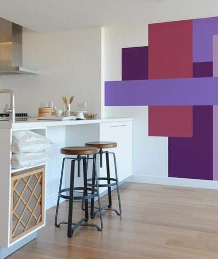 warna dinding partisi ruangan