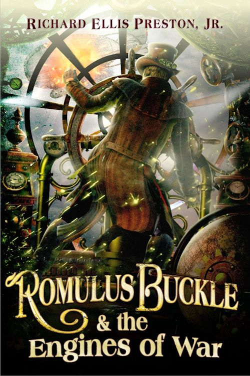 Guest Blog by Richard Ellis Preston, Jr., author of Romulus Buckle & the City of the Founders - June 6, 2013