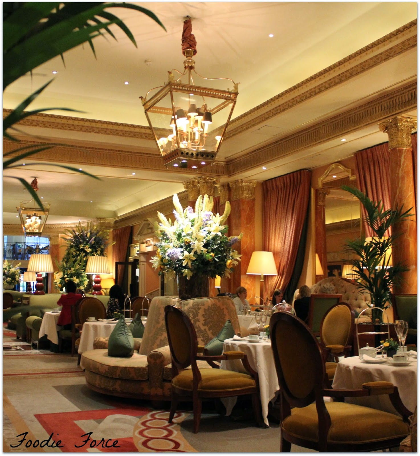 The Dorchester Hotel