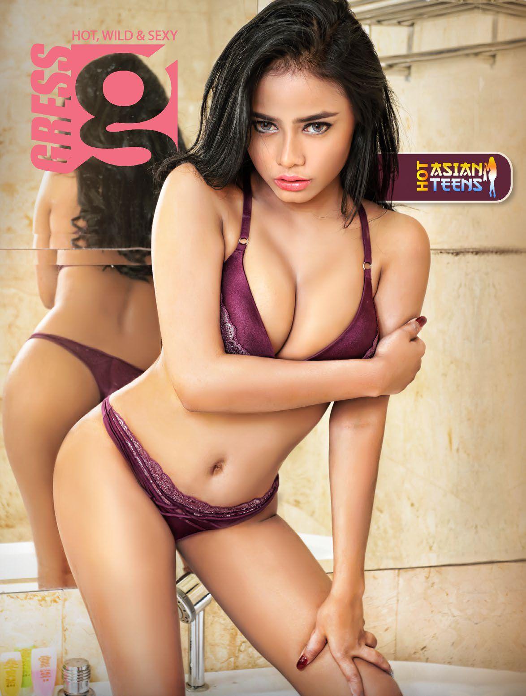 Marcella, Gress Magazine Februari 2017 Part01
