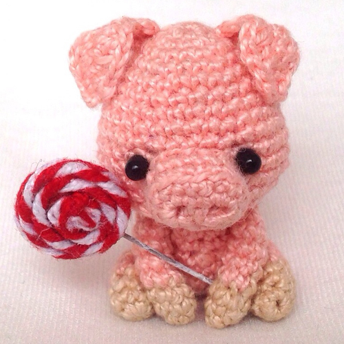 Willie the Pig - Free Pattern