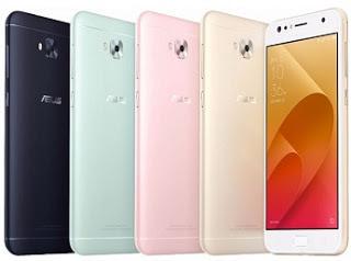 ASUS Zenfone 4 Selfie specs and price