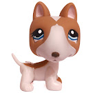 Littlest Pet Shop Pet Pairs Bull Terrier (#1095) Pet