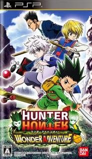 Hunter x hunter wonder adventure download game psp ppsspp psvita hunter x hunter wonder adventure voltagebd Gallery
