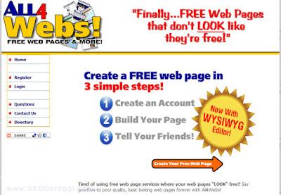 all4webs.com