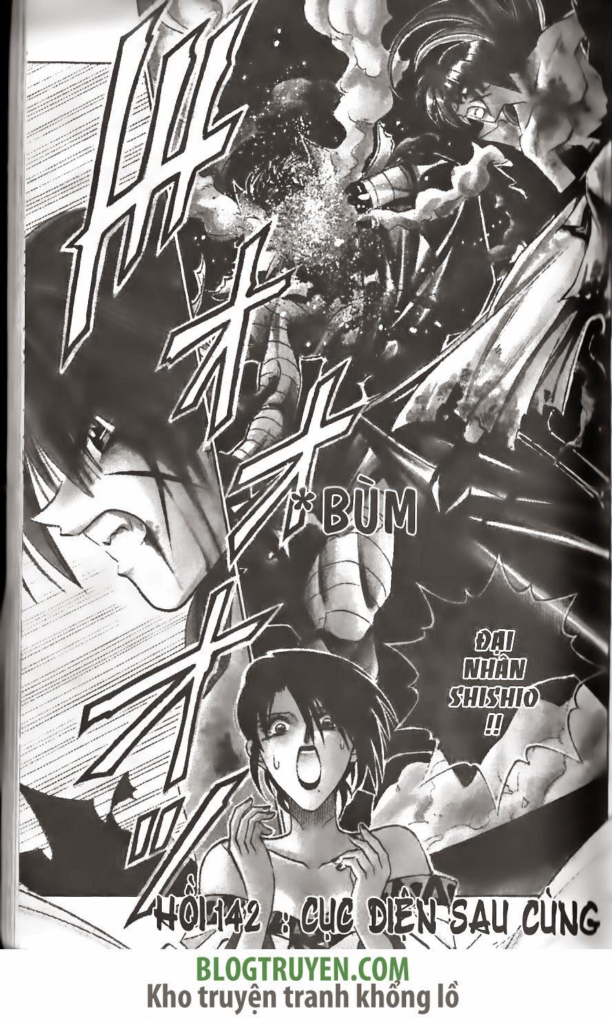 Rurouni Kenshin chap 142 trang 2