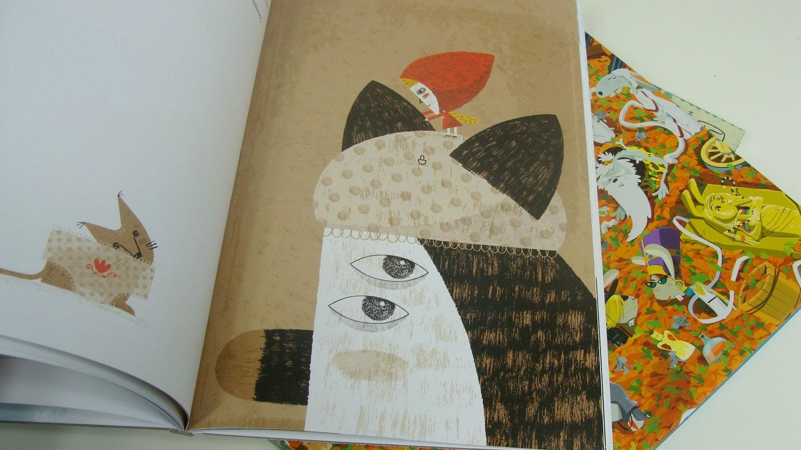 Nowości w biblioteczce Franka, Czytelnicze Soboty, W poszukiwaniu niebieskiej marchewki, atlas miast, czerwony kapturek, śpiąca królewna, biały mustang