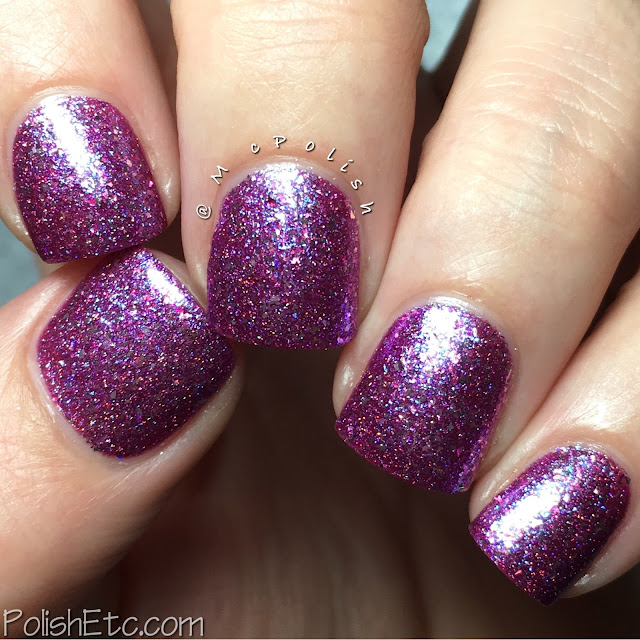 GlitterDaze - Escape to Paradise Collection - McPolish - Dancing a Go Go