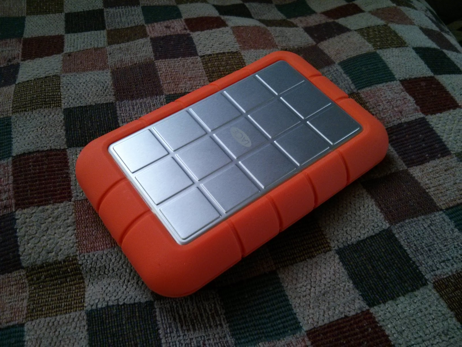 Lacie Rugged Triple Review