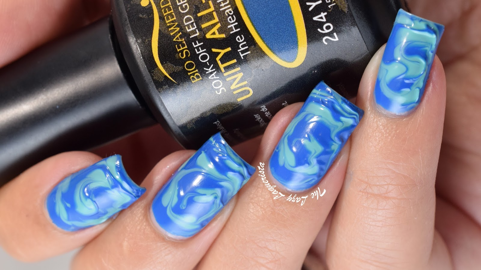 Manicure Manifesto Bio Seaweed Gel Welcome To Summer Nail Art Contest